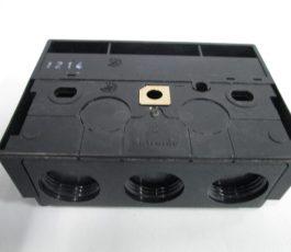 Part No: SA-S 98, Universal Wiring Base 9-pin (Code: 75300)