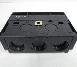 Part No: SA-S 98-12-POL, Universal Wiring Base 12-pin (Code: 75310)